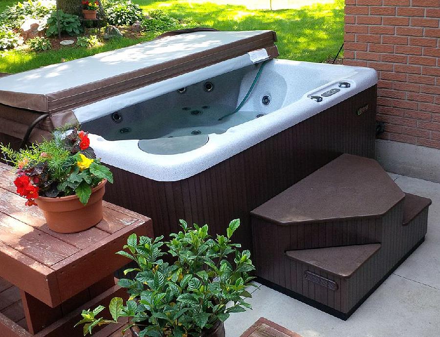 Hot Tub Steps