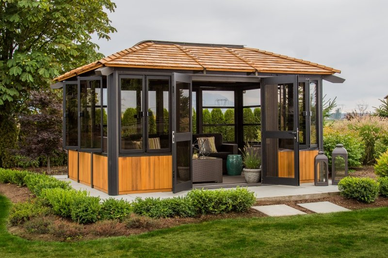 Chilliwack Visscher Gazebo