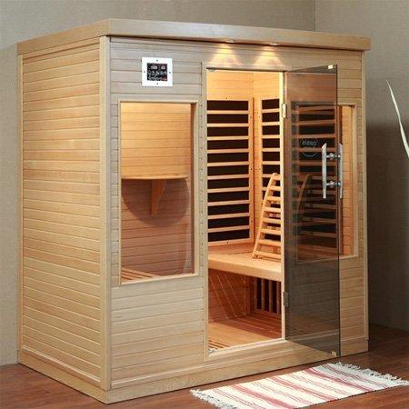 4009 Infrared Sauna