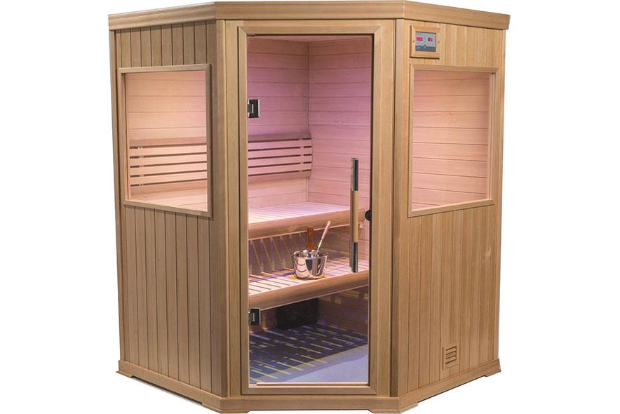 Finnleo Traditional Sauna Hallmark 55C