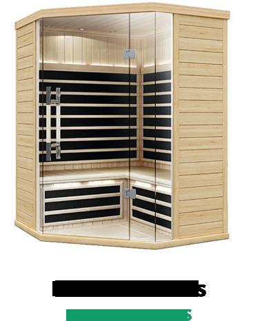 Finnleo Infrared Saunas