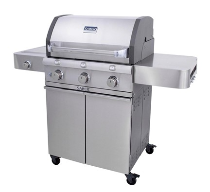 Cast 500 Grill