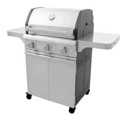 Cast L 500 BBQ
