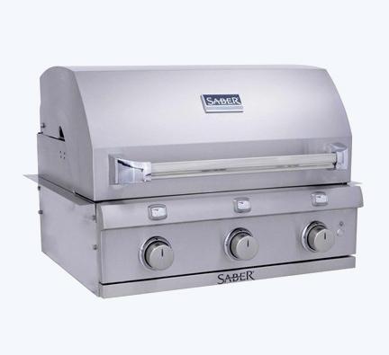 Saber SS 500 BI Barbecue
