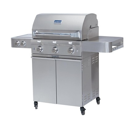 Saber SS 500 Free standing grill