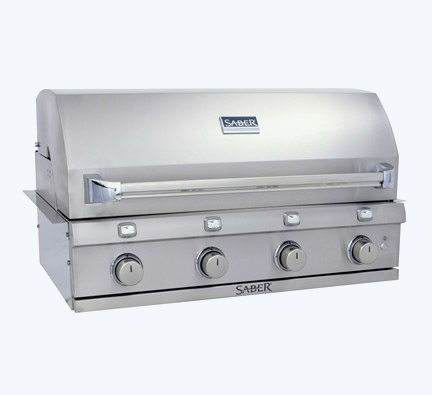 SS 670 Barbecue