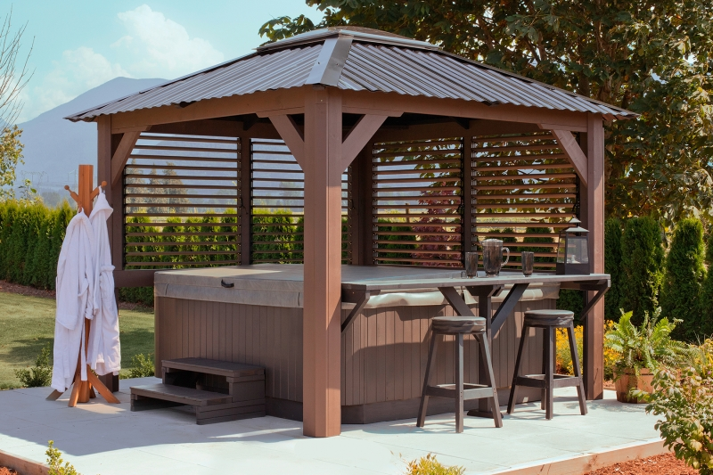 Windsor Hot Tub Gazebo