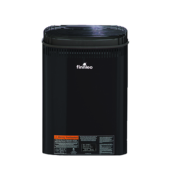 Black Vena-T Heater with T1