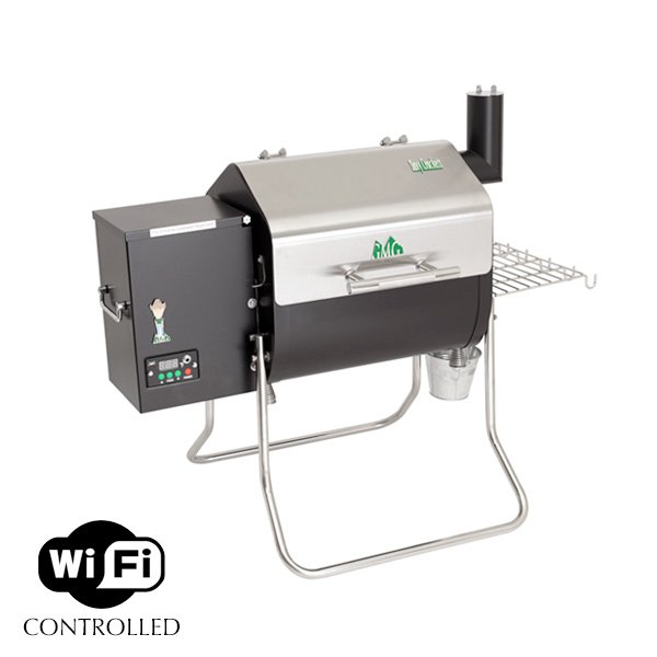 Davy Crocket Green Mountain Pellet Grill