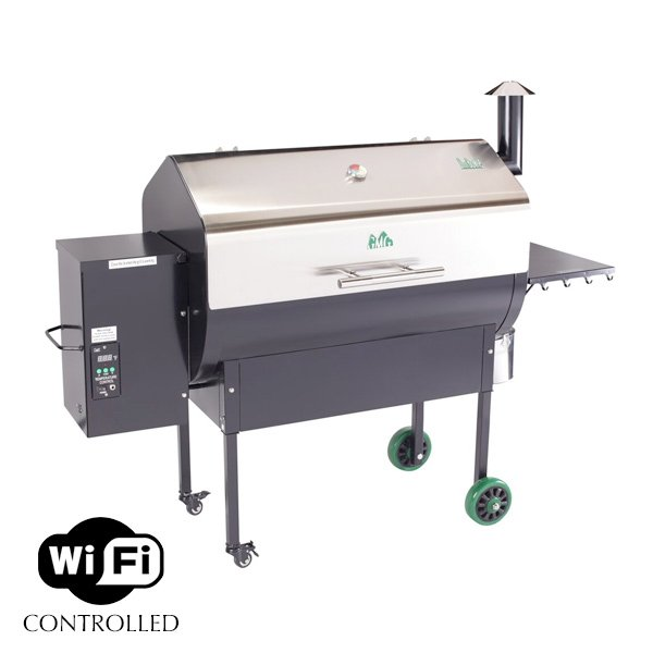 Jim Bowie Pellet Grill Green Mountain