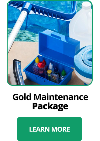 Gold Pool Maintenance Package