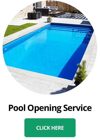 Pool Opening Service London Ontario