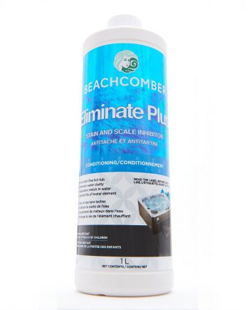 Eliminate Plus Hot Tub Stain and Scale Inhibitor