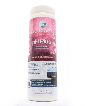pH increaser for spa