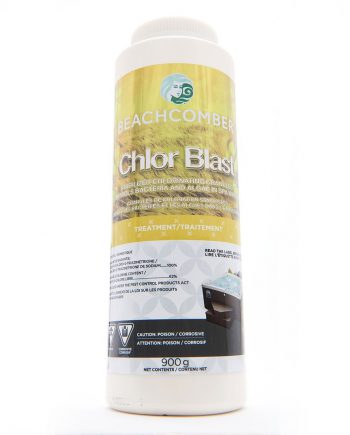 Chlor Blast Chlorinating Granules