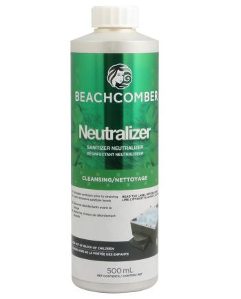 Water Sanitizer Neutralizer