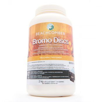 Bromo Discs from Beachcomber