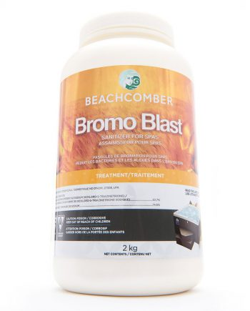 Bromo Blast Spa Sanitizer