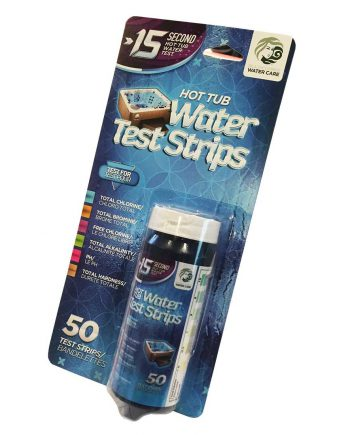 Pool and Spa water test strips