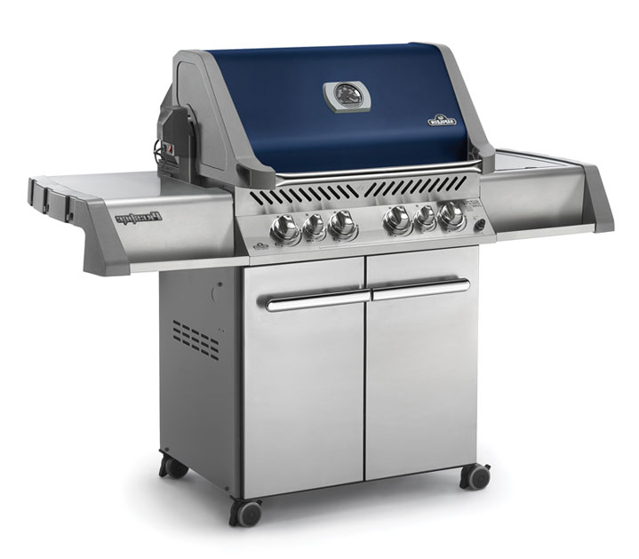 Blue Napoleon Barbecue