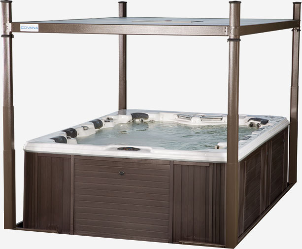 Hot Tub Gazebo from Beachcomber London