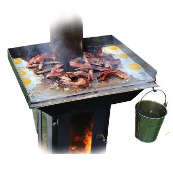 image of timber griddle