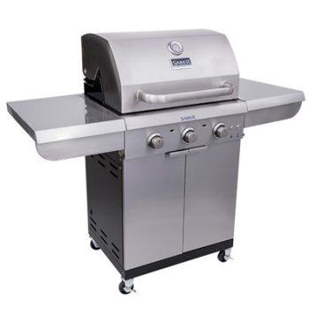 saber select 3 burner grill