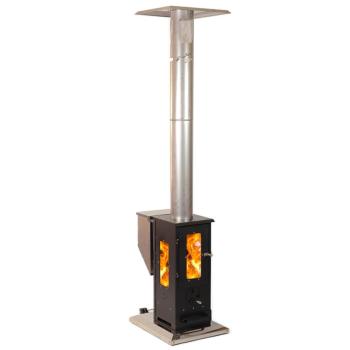 photo of patio heater